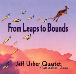 **DIGITAL ONLY** Jeff Usher Quartet - From Leaps To Bounds