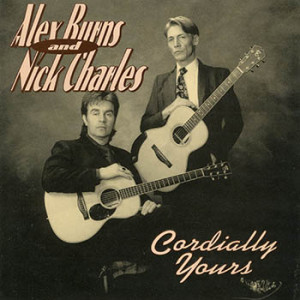 **DIGITAL ONLY** Alex Burns & Nick Charles - Cordially Yours