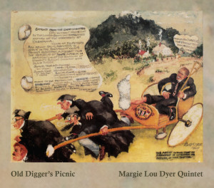 Margie Lou Dyer-Old Digger's Picnic