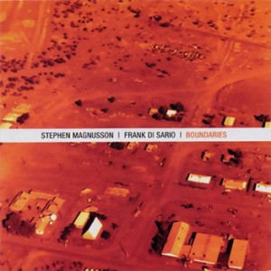 Stephen Magnusson and Frank Di Sario - Boundaries