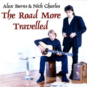 **DIGITAL ONLY** Nick Charles & Alex Burns - The Road More Travelled
