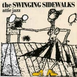 The Swinging Sidewalks - Attic Jazz