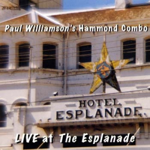 Paul Williamson - Live At The Esplanade