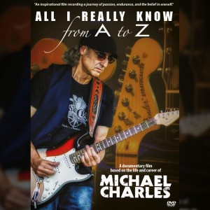 Michael Charles - ALL  I  REALLY  KNOW From A to Z (DVD)