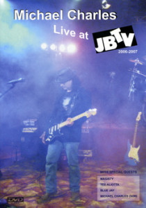 Michael Charles - Live At JBTV DVD