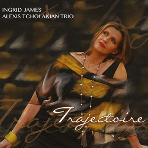 Ingrid James - Trajectoire