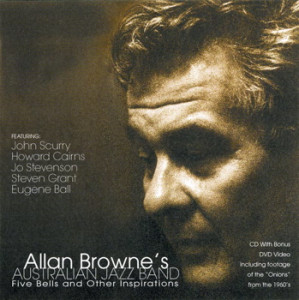 Allan Browne - Five Bells & Other Inspirations (Bonus DVD)