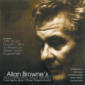 Allan Browne - Five Bells & Other Inspirations (Bonus DVD)