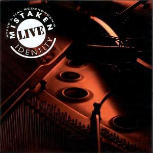 Mistaken Identity - Live (2CD)