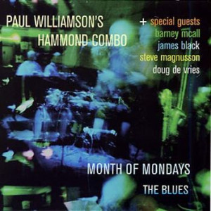 Paul Williamson - Month Of Mondays
