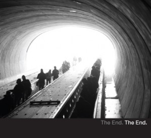 The End, self-titled debut release.